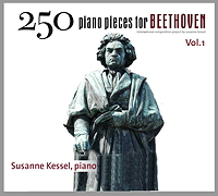 250 Pieces for Beethoven, Vol. 1 CD
