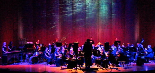 Alex Shapiro, Composer: Music for Wind Band