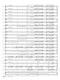 last page of score