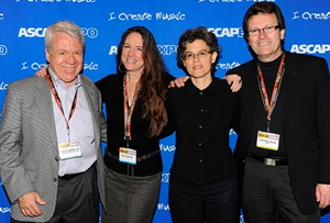 ASCAP EXPO 2011 panel
