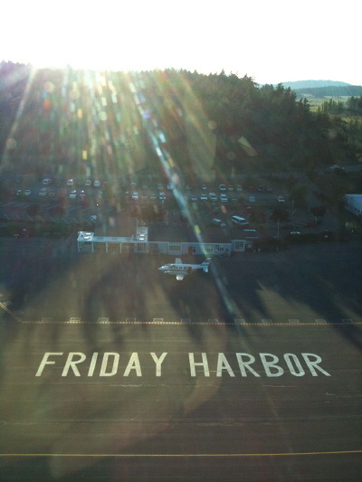 [IMAGE] Friday Harbor airport