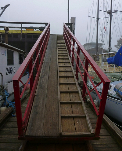 [IMAGE] dock ramp