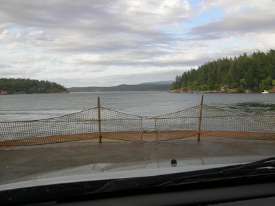 [IMAGE] ferry ride view