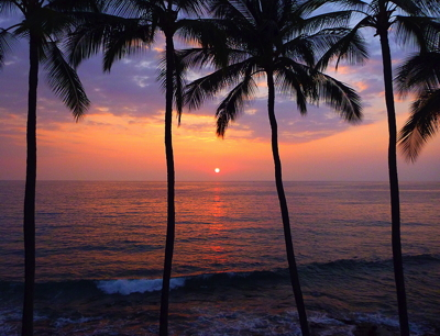 [IMAGE] hawaii sunset