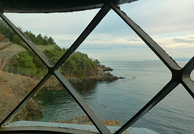 [IMAGE] Haro Strait from Lime Kiln lighthouse