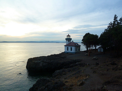 [IMAGE] Lime Kiln lighthouse